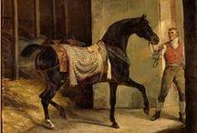 Crinières / En lien avec le cheval
