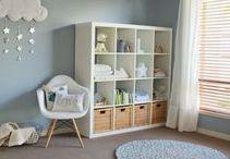 Baby Room Inspiration +|