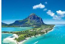 Our Honeymoon / Sun sand sea and fooood!!!