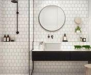 D E S I G N : Bathroom Interiors