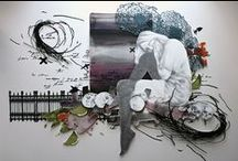 Collage / by Mrs Lee - Art @ BIFS