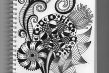 zentangles / by bonnie ginty