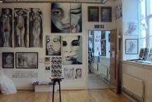 IB Art - Student Work / by Mrs Lee - Art @ BIFS
