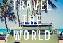 World / summer days and getaways