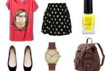 Cute clothing / Ropa que me gustaría vestir :)