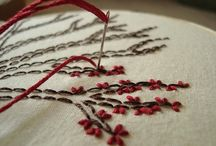Sewing & knitting.