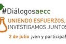 """Diálogos aecc / Inauguramos un nuevo formato de jornada, """"Diálogos aecc"""" donde diferentes profesionales expondrán  sus conocimientos, pero con un gran diferencial, serán abiertos y participativos."""