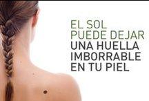 Protégete del sol / Los cánceres de piel son los más frecuentes. Cada año se diagnostican más de 2.000.000 nuevos casos en el mundo.