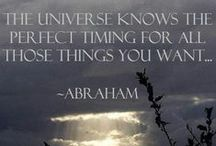 law of attraction!!!