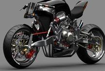 Motorbikes I think are cool / Motorbikes