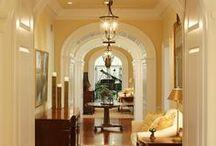 Interiors by Bruce Palmer Design Studio - Country Estate I