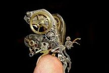 STEAMPUNK   JUNK / Victorian influenced fun punk / by Lynn Hart