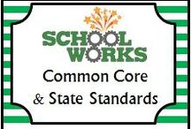 Common Core & State Standards / by School Works