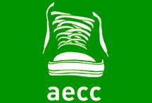 aecc en marcha / En  nuestro  compromiso para fomentar hábitos de vida saludable, nos  ponemos  en marcha y nos sumamos  al deporte.