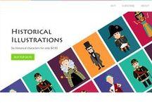 Cool Websites / Websites for inspiration