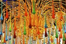 CHIHULY &  MURANO / Glass sculptures / by Lynn Hart