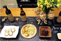 Wine tasting party ideas / Wine, party, decor and a great get together