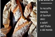 Panissimo #18 Giugno 2014 / A collection of bread recipes for every taste with yeast, sourdough or other ferment and even without yeast, in the case of flatbreads or other special unleavened breads