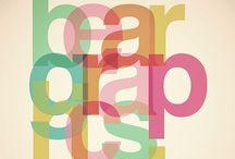 Typography / by Joshua Zammett