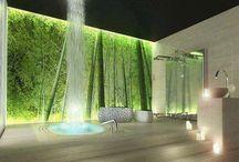 Amazing bathrooms / Great designed bathrooms