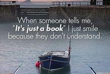 Bücher und Nerdstuff / Was wäre ich nur ohne Bücher?