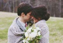 Winter Wonderland / Winter Themed Wedding Ideas!