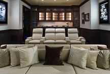 Home Cinema / Our inspiration when it comes to professional home theatres