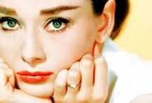 Audrey Hepburn / Actress, glam and class