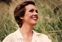 80's Julie Andrews / Ripeness. Awards, public apparences, interviews, books, galas, bio, honorary...