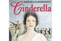 1957 Cinderella Rodgers & Hammerstein's / First CBS-TV Special in live. Pics, backstage, rehearsals...