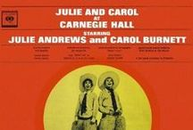1962 Julie and Carol at Carnegie Hall / 2 Emmy winner. Greats and funnies. Here the best of Julie Andrews and Carol Benett. Talented perfomers.