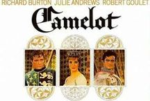 1960 Camelot / Other succesful Broadway Musical by composers Frederick Loewe, and Alan Jay Lerner. With Julie Andrews, Richard Burton and Robert Goulet.