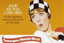 1967 Thoroughly Modern Millie / 1 Oscar winner and 1 Golden Globes winner. Frames, backstage, covers...