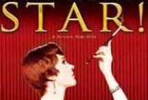 1968 Star! / 11 Oscar nominees and 1 Golden Globes winner. Another great musical of Robert Wise and Julie Andrews. Frames, backstage, pics, rehearsals...