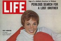 Magazine Covers / Magazine Covers- Julie Andrews