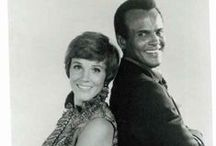 1969 An Evening with Julie Andrews and Harry Belafonte, NBC / NBC TV Show.