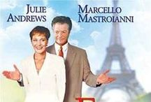 1992 A fine romance / 1992 A fine romance movie. Julie Andrews and Marcelo Matroianni.