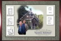 House Portraits with floor plans