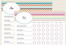 PRINTABLES / Free Printables with everything from Holiday Decor, Celebrations, Cards and Kids Activities.