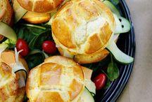 IDEAS FOR OBENTO / Идеи для пикника и школьных обедов
