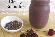 FOOD | Smoothies / Healthy, fast smoothie recipes and inspiration