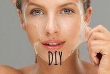 Skin Healthcare / facials, masks, DIY, beautiful complexion