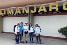 Reto Vida Kilimanjaro / 6 mujeres tienen un reto, subir el Kilimanjaro #RetoPelayoVida