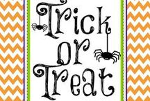HALLOWEEN / My favorite holiday! Everything from Halloween Costumes, Halloween Decorations, Halloween Food, Halloween Party Ideas and Free Halloween Printables.