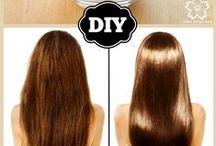 *DIY Hair Detangler