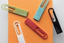 clips - pins - staples