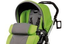 Out & About with Peg Perego / Find out the latest information on our strollers.  / by Peg Perego