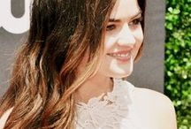 Lucy Hale / by Gienelle E.