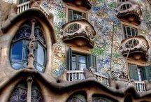 Barcelona / Las imágenes más impactantes de la ciudad de Barcelona