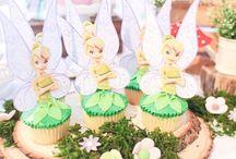 Woodland Fairy party ideas / Inspiration to go with Dream a little Dream's Woodland Fairy party